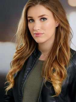 Karis Bedey Theatrical Headshot